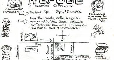 Refuge Coffeehouse, Flamingo Park, West Palm Beach, Florida, UUAC, Unarmed Underground Art Centre